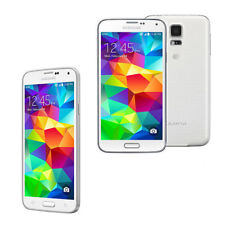 5.1'' Samsung Galaxy S5 G900A - 4G LTE Android Mobile Phone - Shimmery White
