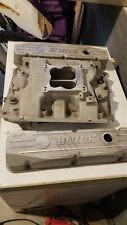 Buick 350 intake manifold and valve covers