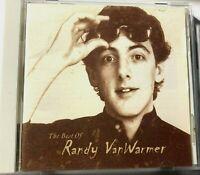 The Best Of Randy Vanwarmer  (CD 1998 Victor) Greatest Hits Japanese Import