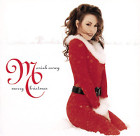 Mariah Carey - Merry Christmas (RED COLORED Vinyl LP) • NEW •