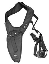 Black Gun Vertical Shoulder Holster Hunting BB Airsoft Pistol Handgun 21271BK