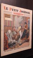 JOURNAL LE PETIT PARISIEN N°2100   22 MARS 1931  ABE