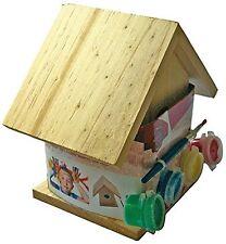 Peindre Votre Propre En bois Maison D'oiseau Prix de 1 De Chaque