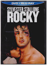 ROCKY (Blu-ray/DVD, 2010, In DVD Packageing ) NEW