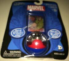Marvel Flickers Wobbler Stand With Ring #4 Spiderman (2004)