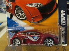 Hot Wheels Megane Trophy HW All Stars Red