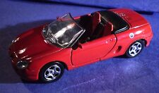 New Ray Toys MG MGF 1:43 scale red 1996