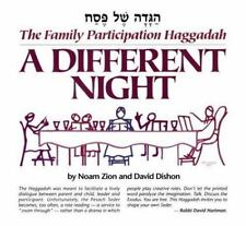 A Different Night, The Family Participation Haggadah, Noam Zion, David Dishon, G