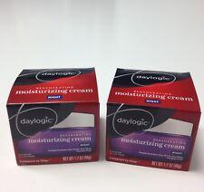 Pack of 2 Daylogic Regenerating Moisturizing Night Cream Free shipping