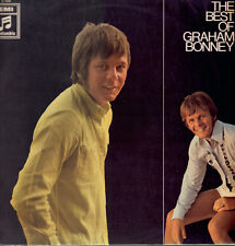 GRAHAM BONNEY The Best Of Graham Bonney LP