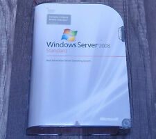 Microsoft Windows Server 2008 5 CAL full vers OPEN BOX P73-03883 Genuine unused
