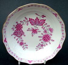 Hutschenreuther Mother Theresia Linderhof Pattern Fruit Dessert Bowls 14cm - VGC