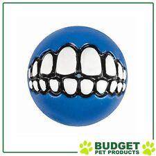 ROGZ Grinz Ball Blue Medium For Dogs 64mm