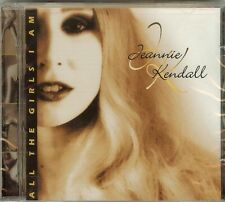 JEANNIE KENDALL - ALL THE GIRLS I AM - CD - NEW