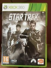 Microsoft Xbox 360 STAR TREK Bandai Namco Video Game