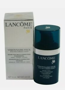 Lancome Visonnaire Yeux Advanced Multi-Correcting Eye Balm .5oz Wrinkles Bags