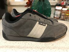 Circa CX 103 Vintage 2003 Chad Muska Skate Shoes Dark Gray 10.5 Mens C1rca