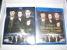 brand new the twilight saga - breaking dawn part 2 Blu-ray movie SEALED vampire
