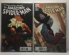 """Amazing Spider-Man #674 & #675 """"Great Heights"""" INV# B1"""