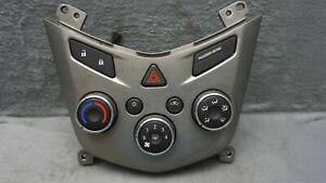 2013 2014 Chevrolet Sonic OEM AC Heat Temp Climate Control Switch 95332699