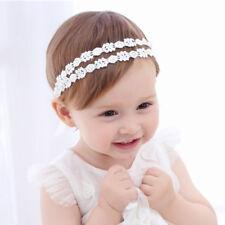 Mode Enfant Bébé Fille étoile Bandeau Cheveux Serre-tête Turban Mariage Cadeau