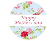 35 Happy Mothers day Stickers Mum Mother Blue 569 Sticker Card Gifts Happy