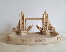 MINIATUR_Tower Bridge London_Andenken_Kunststoff_Vitrinen Objekt