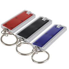 Keychain Flashlight  LED Pocket Torch Light Portable 2*LR1130 Batteries Powered