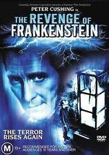The Revenge Of Frankenstein (DVD, 2004)