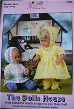 Poupées tricot livret-la maison de poupées (624)