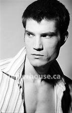 Lenox Fontaine Original B&W 35mm Film Negative Male Model Gay Interest Photo #8