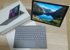 Microsoft Surface Pro 6 12.3 inch Full set - RRP £999 - 128GB (VAT RECLAIMABLE)