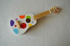 Süße Kindergitarre Ukulele Holzgitarre von JANOD ab 3 Jahre