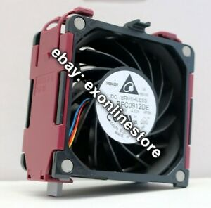 591208-001 - Hot-pluggable 92 mm upper fan module - Includes the locking latch