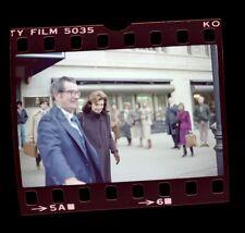 Jacqueline Kennedy - Vintage 35mm Camera Negative Peter Warrack w/ © Transfer