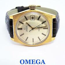 Vintage OMEGA GENEVE Automatic Watch 1970s Cal.1481* 166.0118* EXLNT* SERVICED