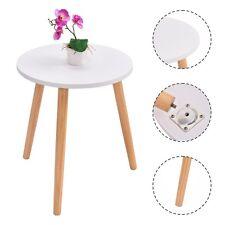 Modern Round Coffee Tea Side Sofa Table Living Room Furniture Home Decor New