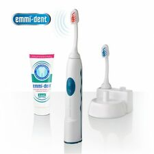 Emmi-dent 6 SUPERIOR DENTAL HYGIENE Toothbrush/ULTRASOUND/Electric sonic/230v co