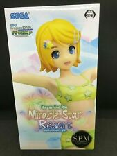 Kagamine Rin Project DIVA Arcade Future Tone Miracle Star Resort SPM figure sega