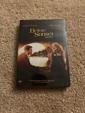 Before Sunset (Dvd) Richard Linklater Ethan Hawke Julie Delpy