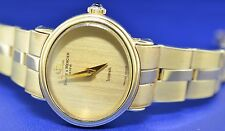 Authentic Vintage 18k Gold Watch Made By Baum Mercier For Tiffany & Co.