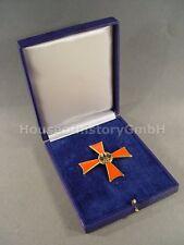 106174, Cruz del Mérito, 1. clase en verleihungsetui, steinhauer & Lück