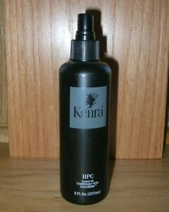 RARE! KENRA HPC LEAVE-IN CONDITIONER WITH VIVADERM 8 FL.OZ / 237 ML 90%FULL