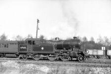 PHOTO BR British Railways Steam Locomotive Class V1 67633 at Balloch in 1955