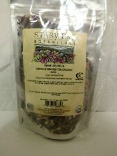 Starwest Botanicals Organic HIbiscus Heaven 4 Ounces, Loose Tea