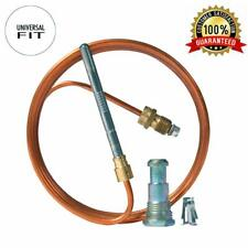 104 Plumbing Plus 30 Inch Thermocouple Universal Use Thermal Coupler Heater