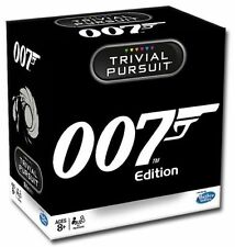 007 James Bond Trivial Pursuit Board Game