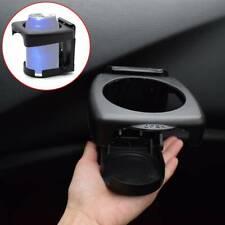 Universal Car Van Cup Holder Black Drinking Bottle Holder Organizer Storage Box