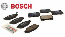 For Subaru WRX STI 2013-2016 Set of Front & Rear Disc Brake Pads Bosch QuietCast