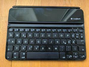 Logitech UltraThin mini Keyboard Cover Tastaur iPad Mini 1,2,3.